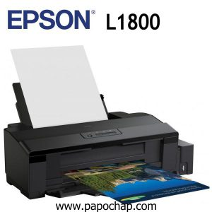 آموزش نصب درایور Epson L1800