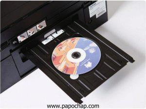 چاپ روی سی دی