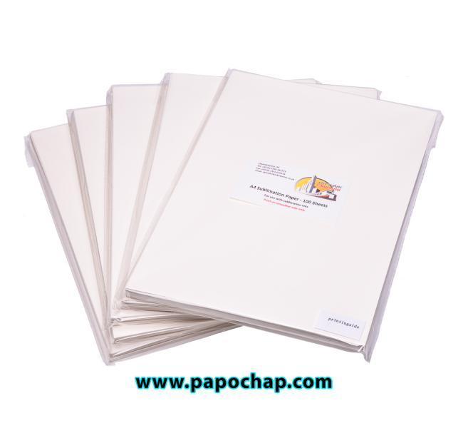 کاغذ سابلیمیشن چیست